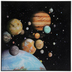 Planets Framed Wall Decor