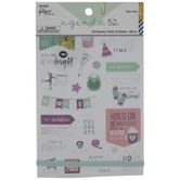 All Seasons Foil Stickers