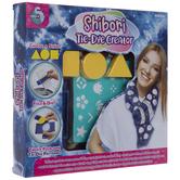 Shibori Tie-Dye Scarf Kit