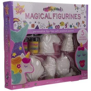 Pretty Paints Magical Figurines Kit