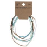Gemstone & Metal Bracelets