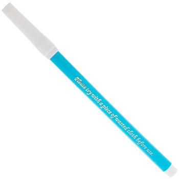 Blue Water Vanishing Marking Pen
