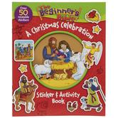 A Christmas Celebration Sticker & Activity Book