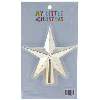 Star Mini Tree Topper