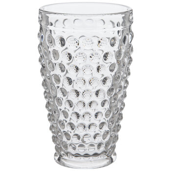 Bubbled Glass Cup