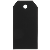 Chalkboard Craft Tags - Small