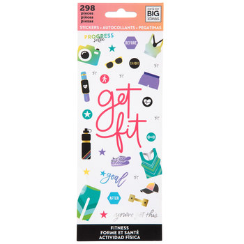 Fitness Stickers