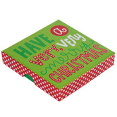 Have A Very Very Merry Christmas Gift Card Holder