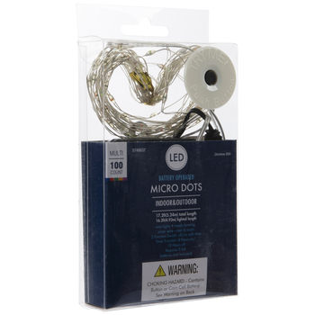 Battery Operated Micro Dot LED Lights
