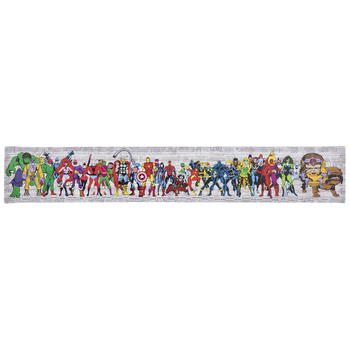 Marvel Characters Canvas Wall Decor