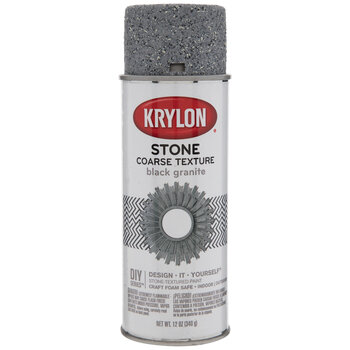 Krylon Stone-Textured Spray Paint