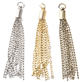 Chain Tassel Pendants