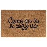 Come On In & Cozy Up Doormat