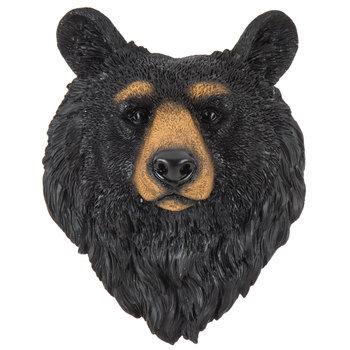 Black Bear Head Wall Decor