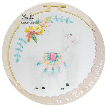 Llama 3D Stitch Kit