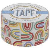 Rainbow Art Project Tape