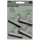 Magnetic Metal Bag Clips