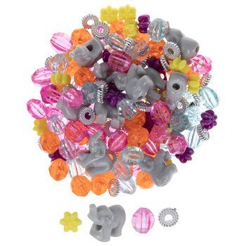 Boho Novelty Bead Mix