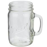 Glass Drinking Jar - 24 Ounce