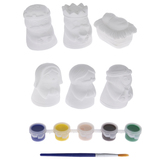 Nativity Plaster Craft Kit