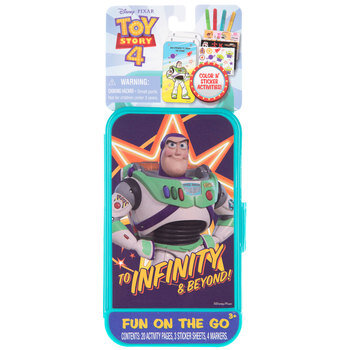 Toy Story Fun On The Go Activity Kit