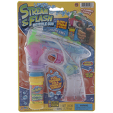 Stream & Flash Bubble Gun