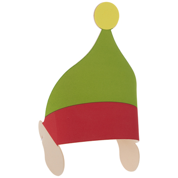 Elf Hats Foam Craft Kit