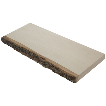 Bark Edge Wood Board