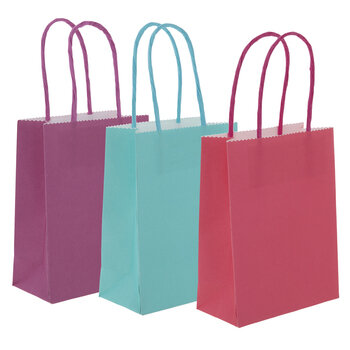 Bright Craft Gift Bags