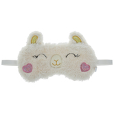 Plush Llama Sleep Mask