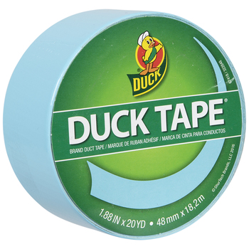 Icy Blue Duck Brand Duct Tape