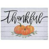 Thankful Reversible Placemat