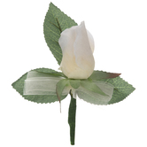 True Touch Rose Boutonniere