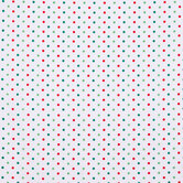 Green & Red Polka Dot Cotton Fabric