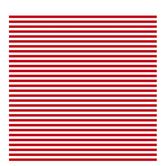 """Big Striped Scrapbook Paper - 12"""" x 12"""""""