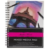"""Mixed Media Paper Pad - 7"""" x 10"""""""