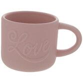 Pink Love Mug