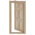 Miniature Six Panel Door