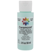 Tropic Bay Blue Ceramcoat Acrylic Paint