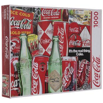 Coca-Cola Then & Now Puzzle