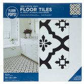 Comet Peel & Stick Vinyl Floor Tiles