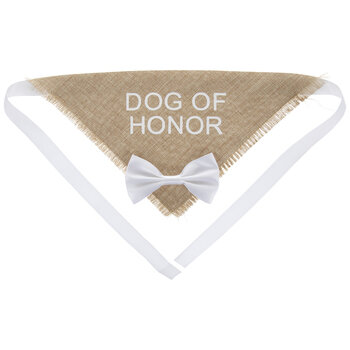 Dog Of Honor Bandana