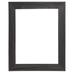 Gray Veneer Beveled Wood Open Frame - 11