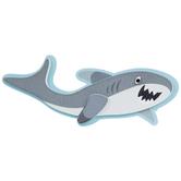 Shark Painted Wood Shape