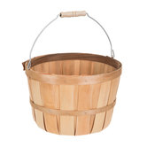 Natural Bushel Basket - Medium