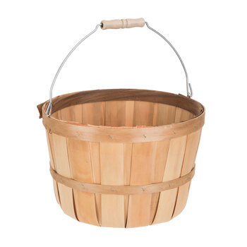 Natural Bushel Basket - Medium