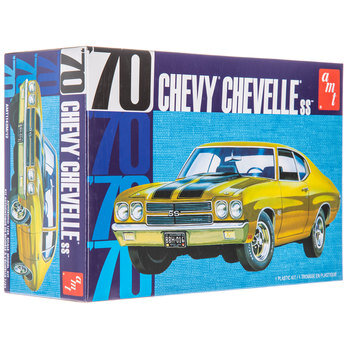 1970 Chevy Chevelle Model Kit