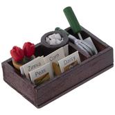 Miniature Seeds, Potted Plants & Tools