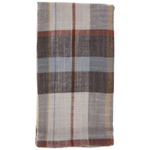 Fall Plaid Cloth Napkins