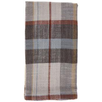 Fall Plaid Cloth Napkins